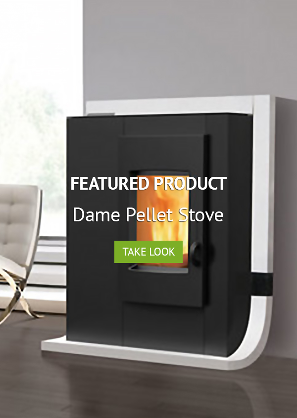 Dame Pellet Stove